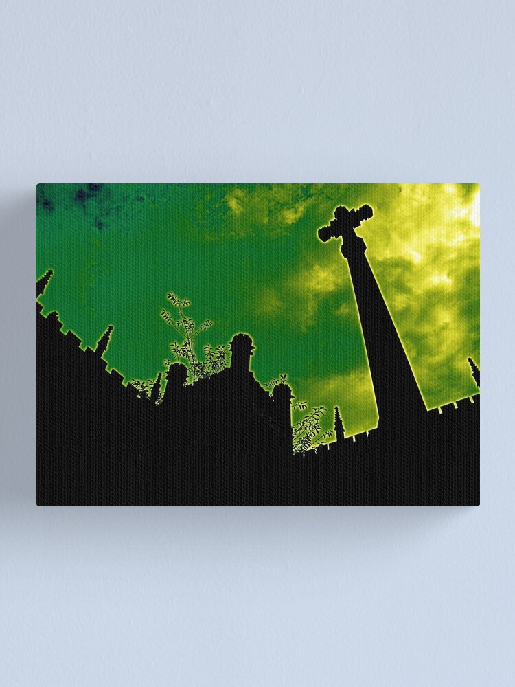 Alternate view of Chester Cathedral Canvas Print