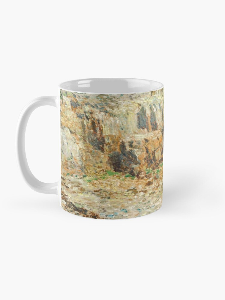 Alternate view of  A North East Headland Oil Painting by Childe Hassam Mug