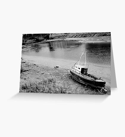 River Dee Greeting Card