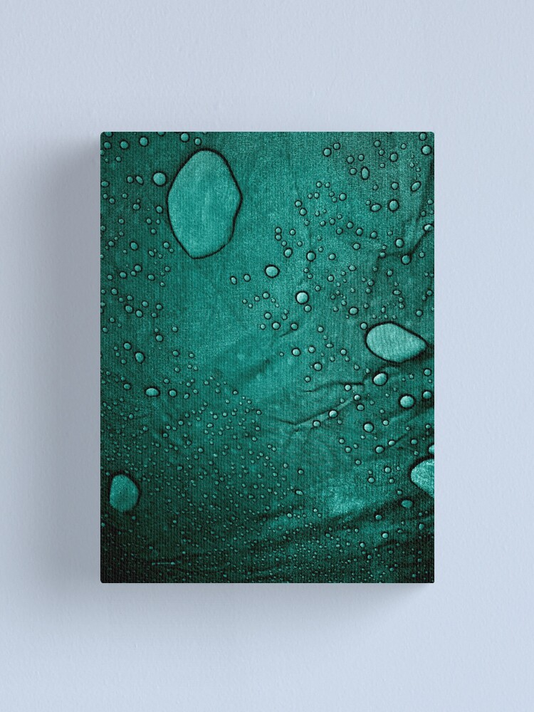 Alternate view of Raindrops Canvas Print