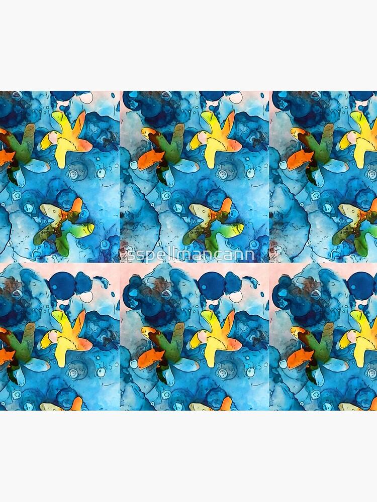 Starfish lucky by sspellmancann