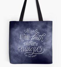 Magic in the Night Tote Bag
