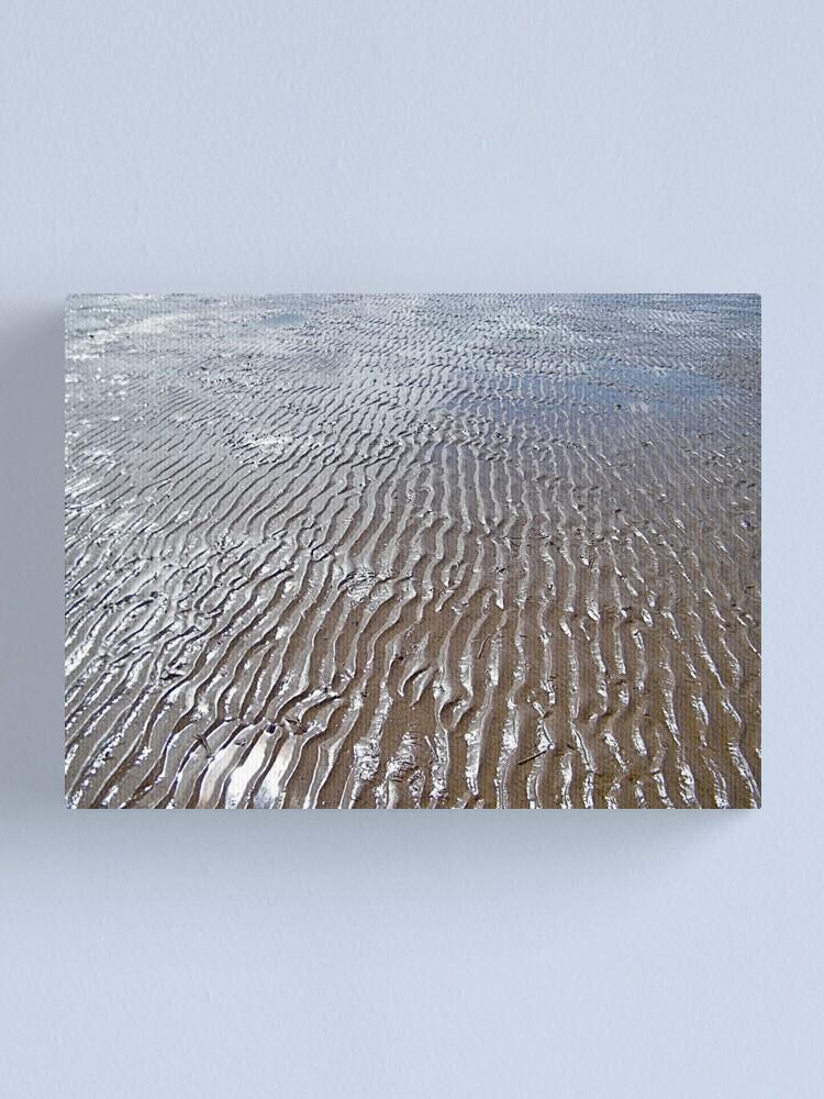 Alternate view of Filey Beach 5 Canvas Print