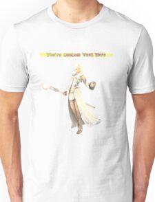 Fantasy Cleric Version 2 Unisex T-Shirt