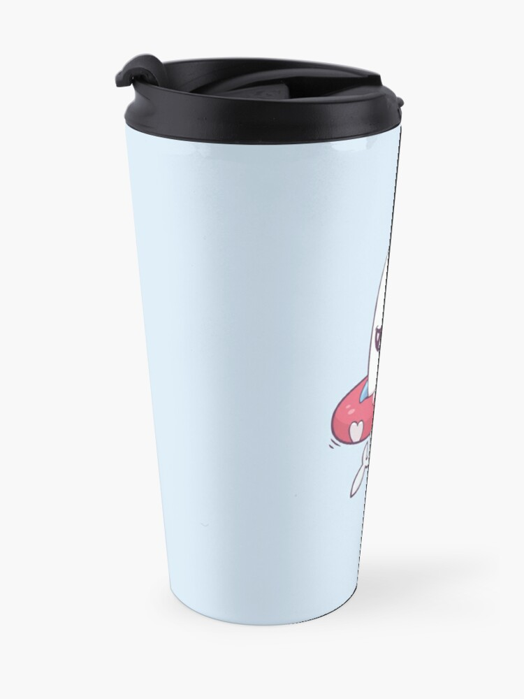 Alternate view of Shark Summer Fun Travel Mug