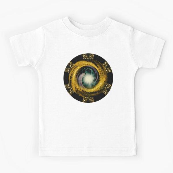 Cosmic Enchantment  Kids T-Shirt