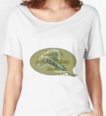 Courage from Tolkien Women's Relaxed Fit T-Shirt
