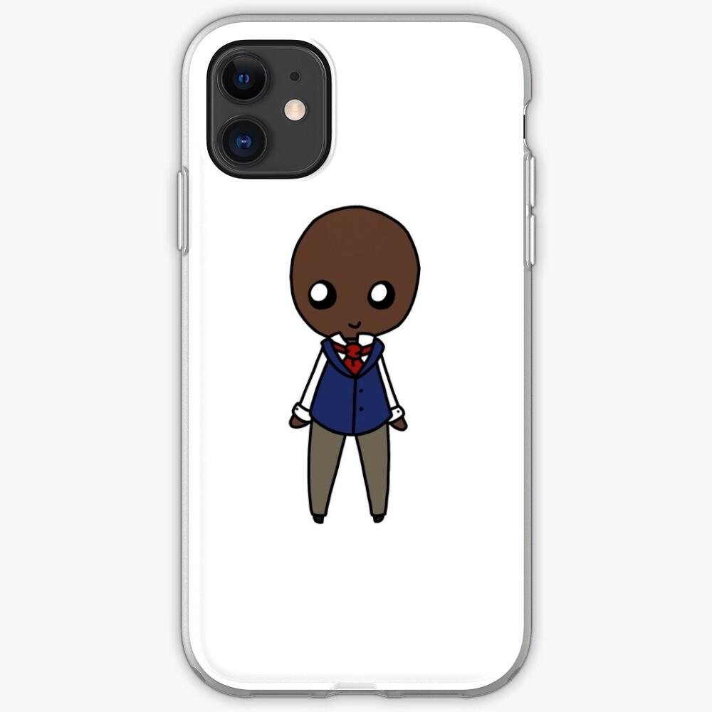 Bossuet Sticker iPhone Case & Cover
