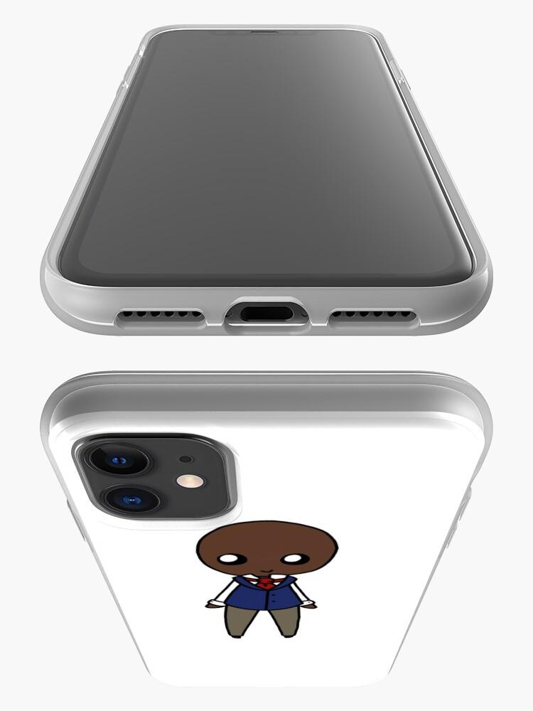 Alternate view of Bossuet Sticker iPhone Case & Cover