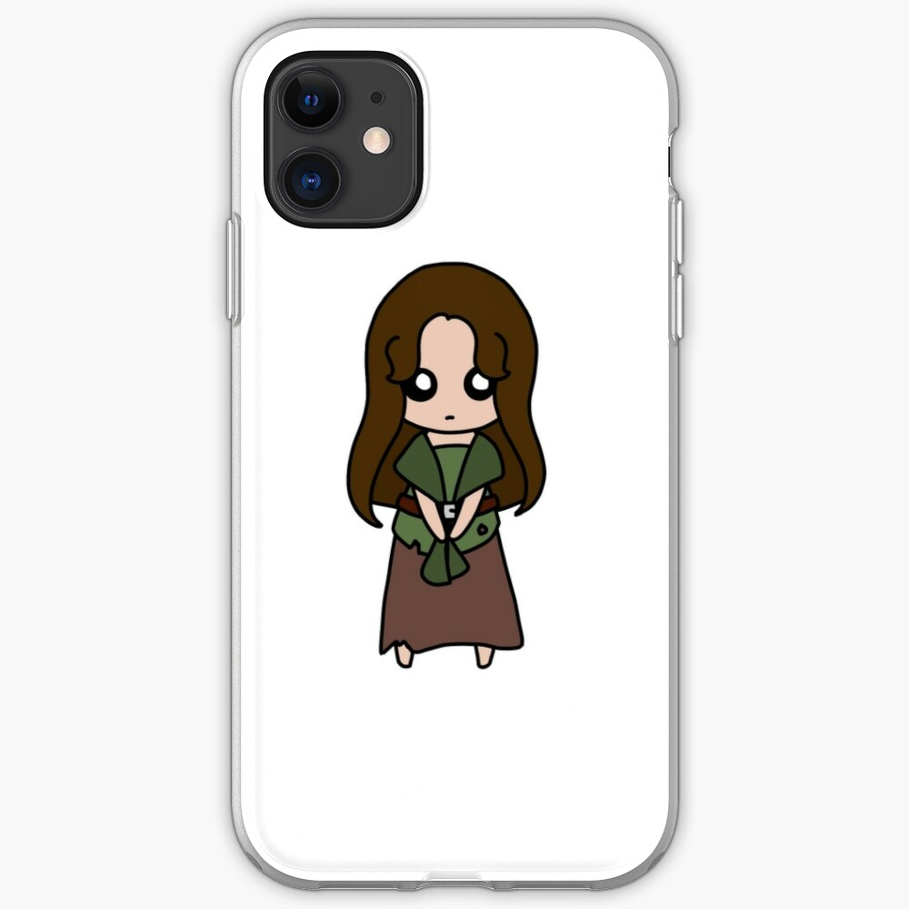 Eponine Sticker iPhone Case & Cover