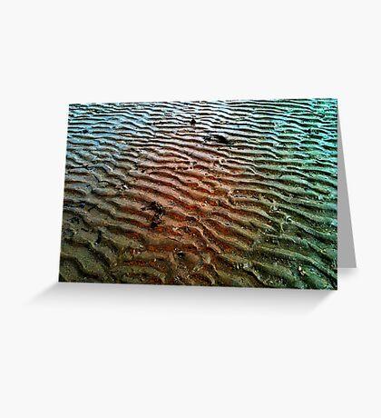 Filey Beach 8 Greeting Card