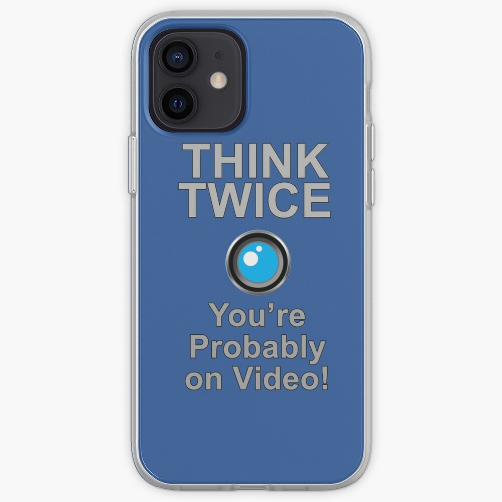 You're probably on Video iPhone Case & Cover