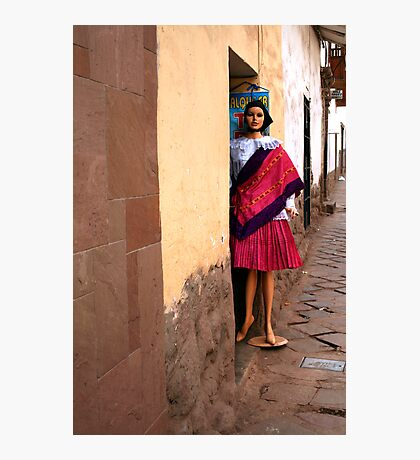 La Paz, Bolivia 2058 Photographic Print