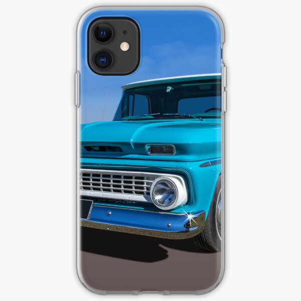Chevrolet Pickup iPhone Soft Case