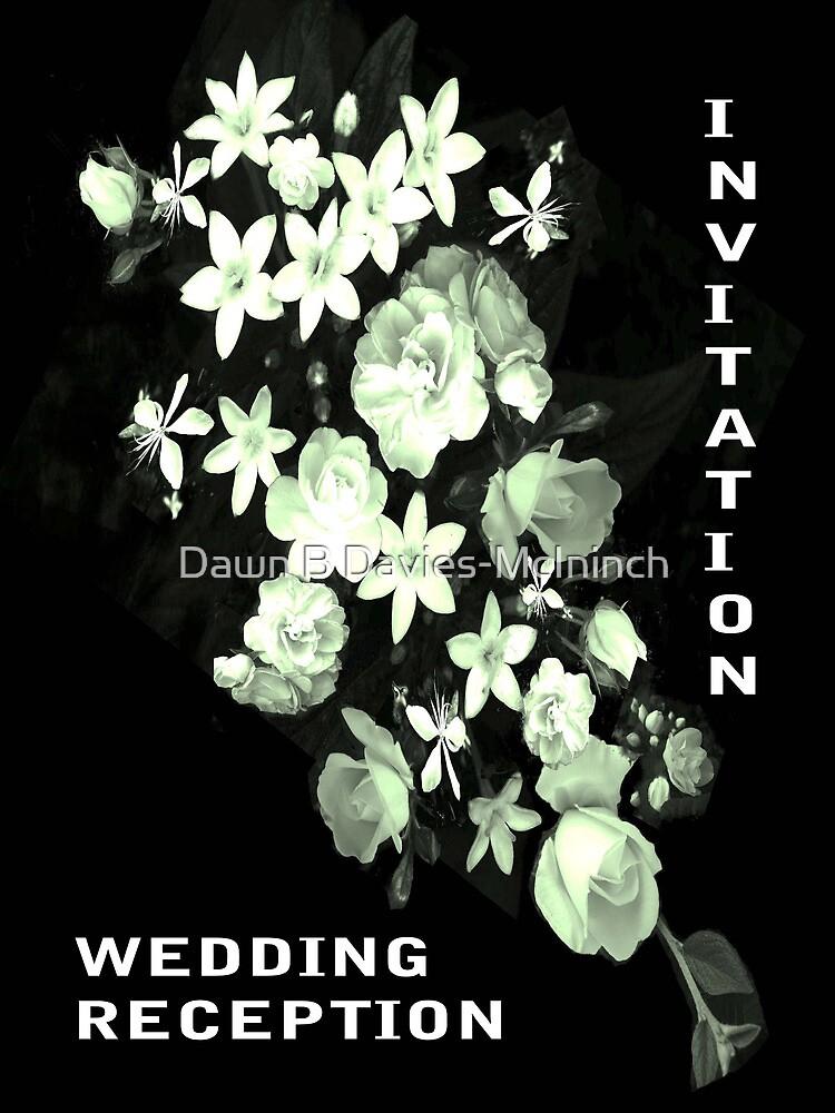 Flowers for a Bride by Dawn B Davies-McIninch