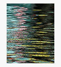 Reflecting Kodiak's Colors Photographic Print