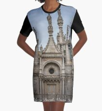 Palazzo Ducale, Venice, Italy Graphic T-Shirt Dress