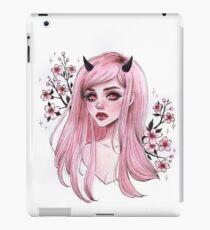 Sakura oni iPad-Hülle & Klebefolie