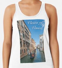 Views of Venice Racerback Tank Top