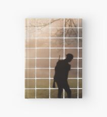 Remembrance Tribute - Soldier -  Going Down of the Sun Hardcover Journal