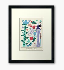 Fairytale- Once Upon a Time Framed Print