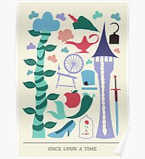 Fairytale- Once Upon a Time Poster