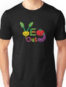 Veg Out Deux - on darks Unisex T-Shirt