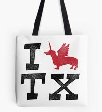 I DOXIE TEXAS Tote Bag