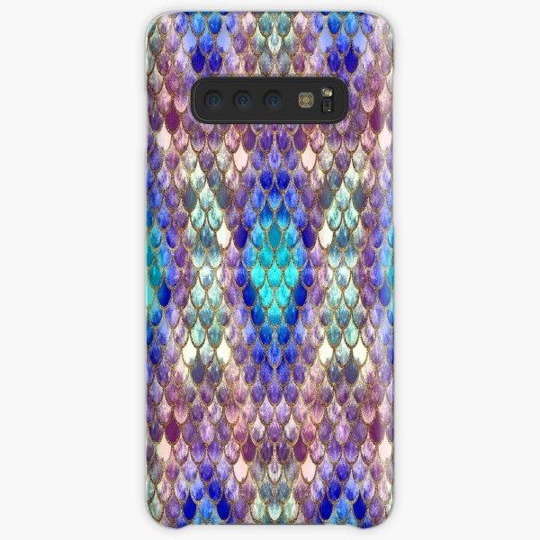 Pretty Mermaid Scales 69 Samsung Galaxy Snap Case