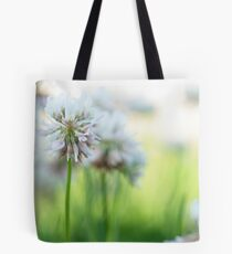 Clover Summer Tote Bag