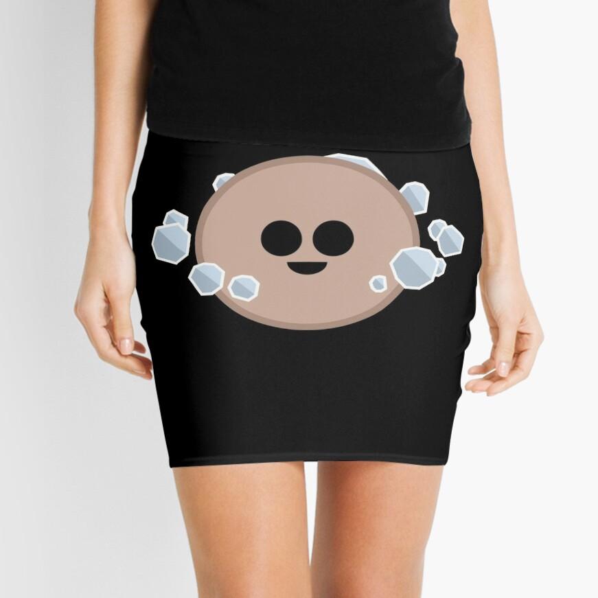 Asteroids Love Jupiter Mini Skirt