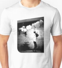 For a moment I remembered. Unisex T-Shirt