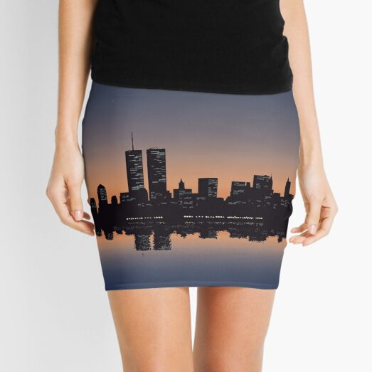 Say you will, say you dare... Mini Skirt