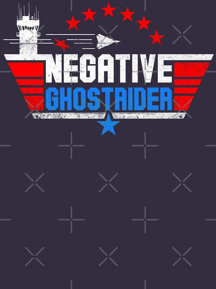 Negative Ghost Rider by Purakushi