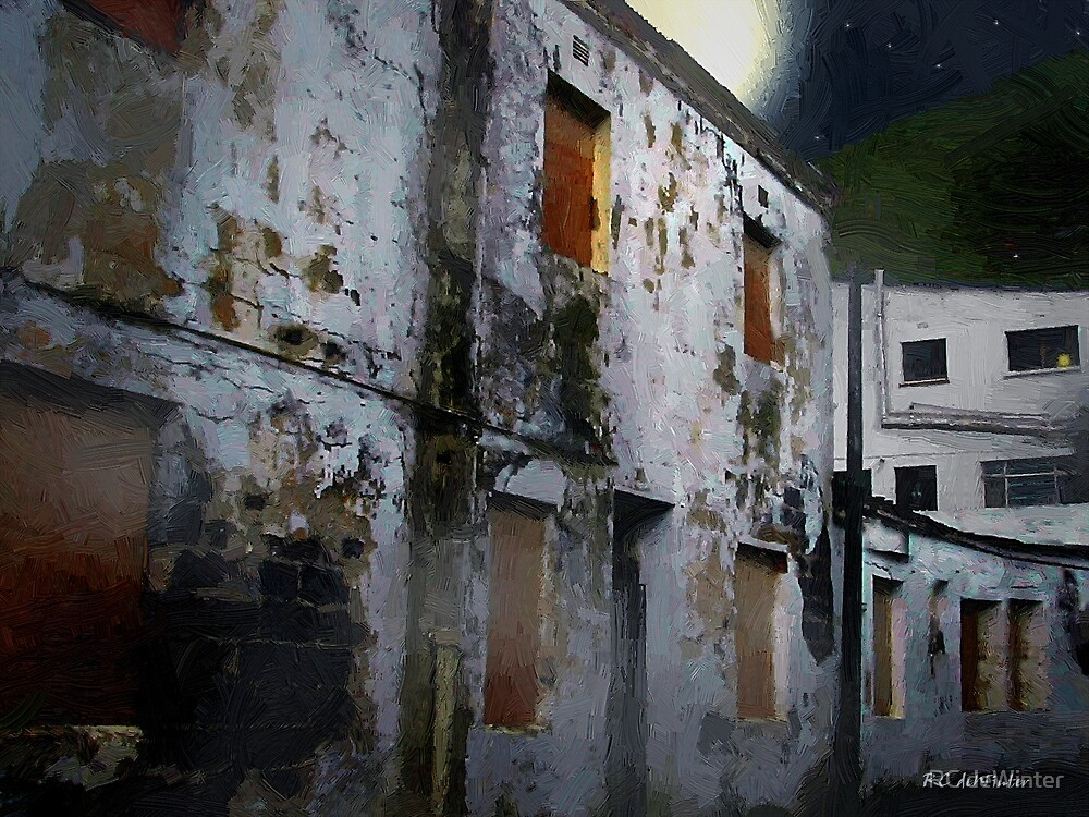 Back Alley Blight by RC deWinter