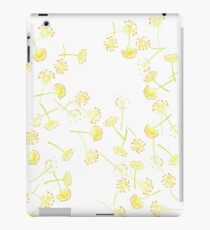 Real Bright Dandelion Fluff iPad Case/Skin