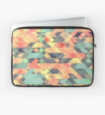 Abstract Geometry Laptop Sleeve