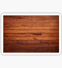 Wooden Boards - Realistic Elements Glossy Sticker