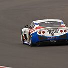 No 53 Ginetta G50 by Willie Jackson