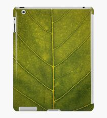 Leaf - HD Nature iPad Case/Skin