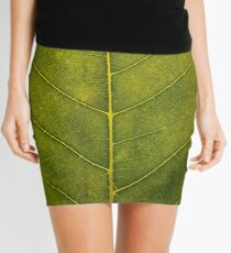 Leaf - HD Nature Mini Skirt