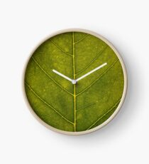 Leaf - HD Nature Clock