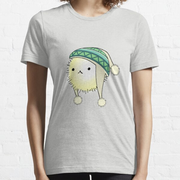 Noragami Yukine with Hat Green Essential T-Shirt
