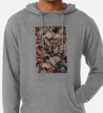 Dried Autumn Leaves - HD Nature Lightweight Hoodie