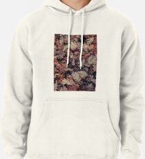 Dried Autumn Leaves - HD Nature Pullover Hoodie