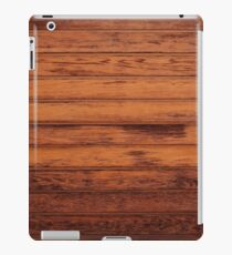 Wooden Boards - Realistic Elements iPad Case/Skin