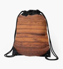 Wooden Boards - Realistic Elements Drawstring Bag