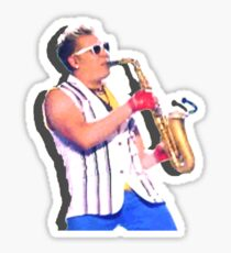 epic sax guy stickers redbubble