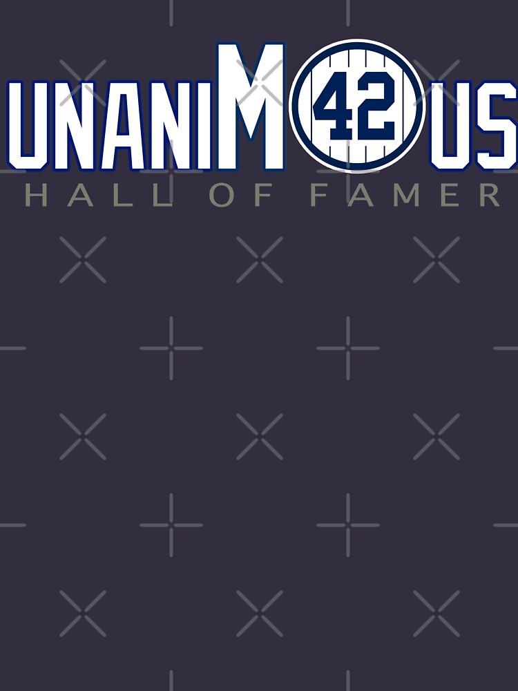 Einstimmiges Hall of Famer-Shirt von FantasticalTees