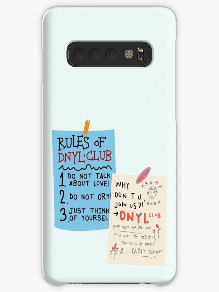 'Join DNYL CLUB - NCT DREAM X HRVY' Case/Skin for Samsung Galaxy by  Duckiechan